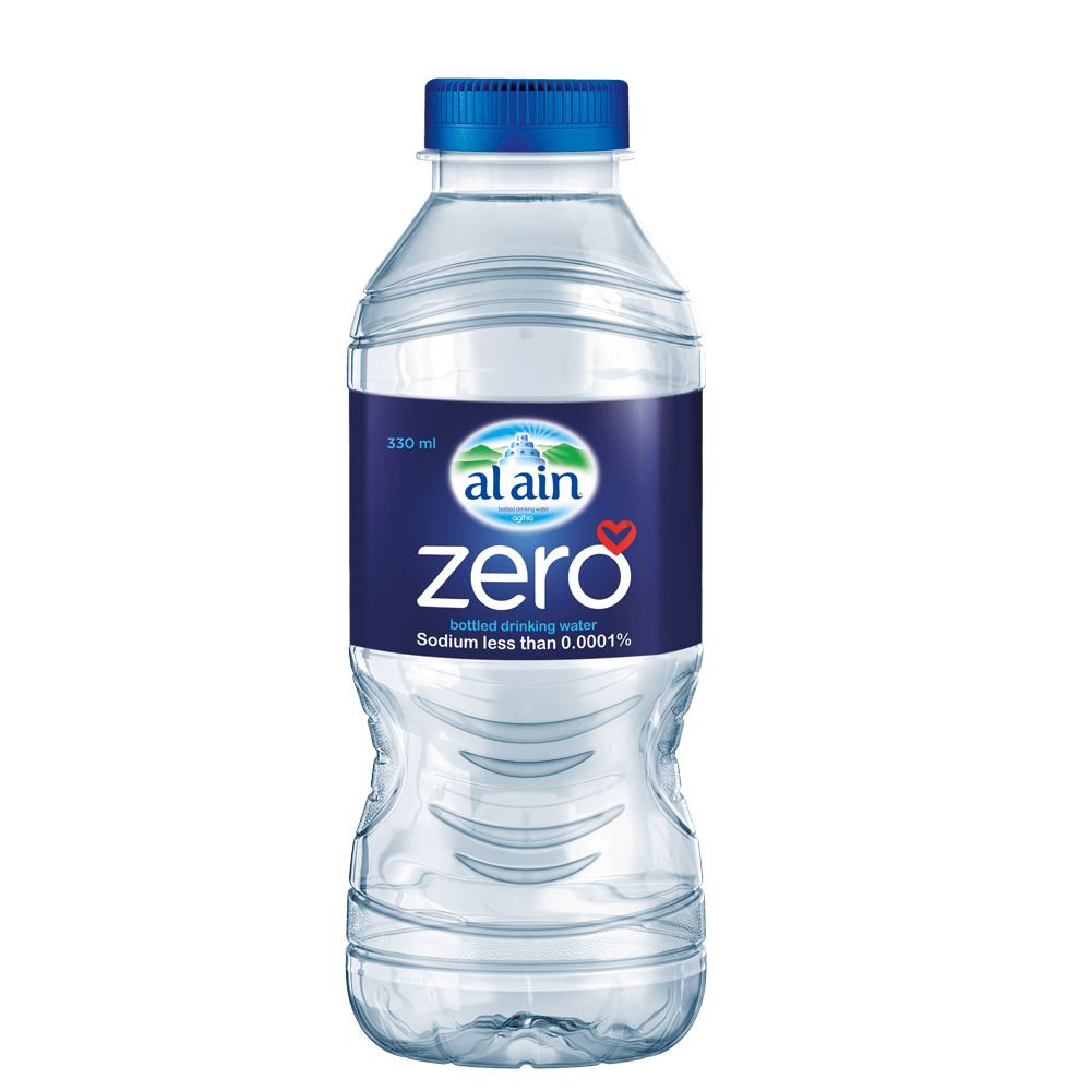 Al Ain Zero mineral water