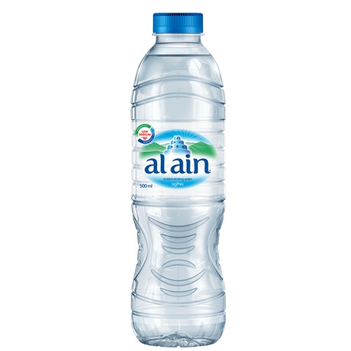Al Ain Regular bottled water