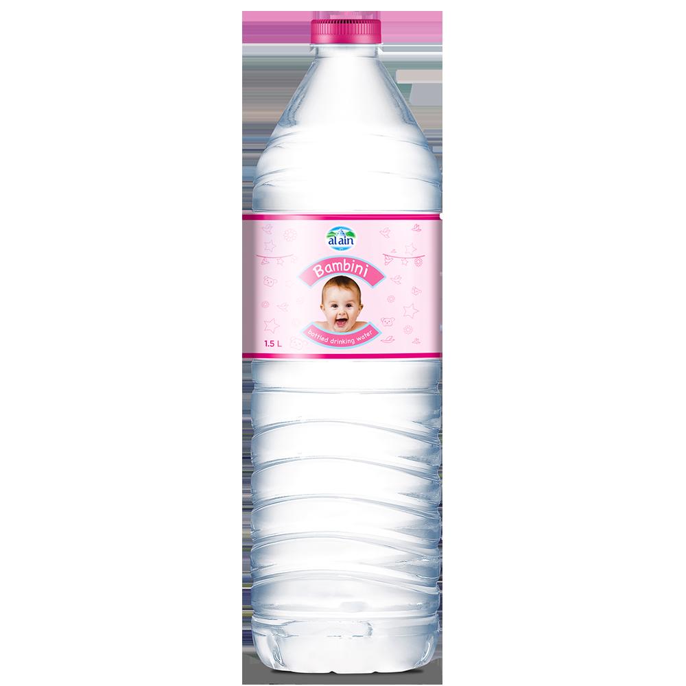 Al Ain Bambini water delivery