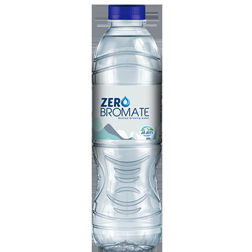 Al Ain Zero Bromate drinking water