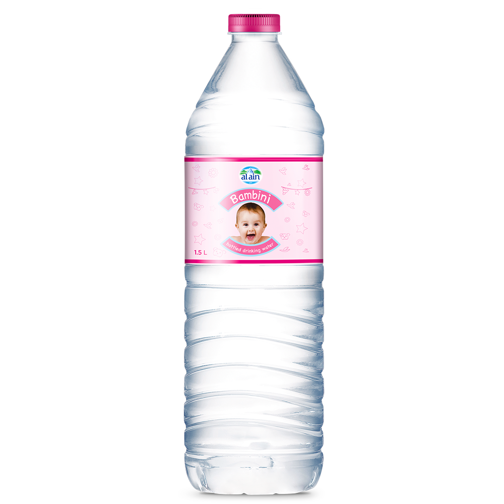 Al Ain Bambini water delivery